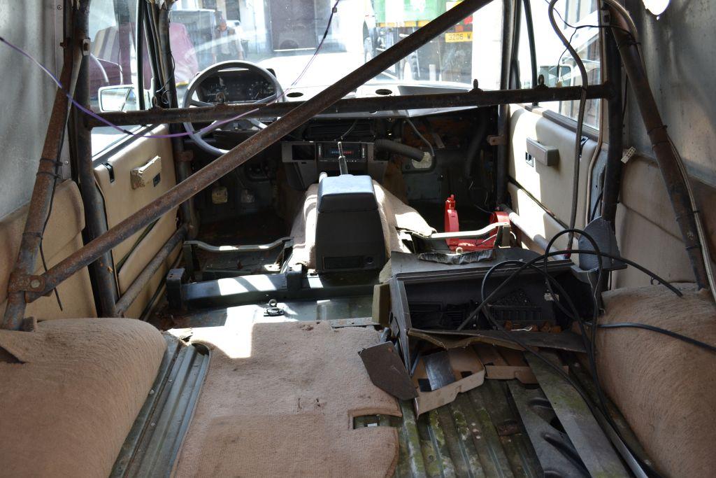 portes range rover classic