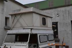 Tente de toit Defender110.
